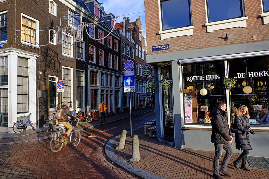 Rondwandeling Amsterdamse Grachten Gouden Eeuw