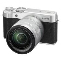 Fujifilm X-A10: instapper van formaat