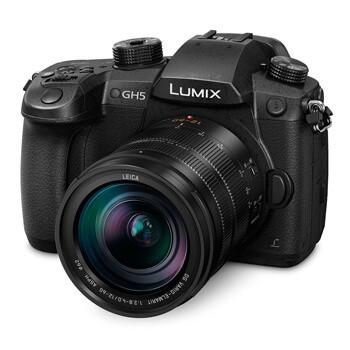 Panasonic Lumix GH5   Beste systeemcamera voor videofilmers