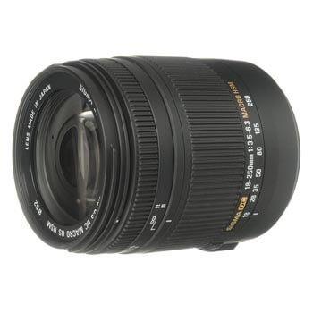 Sigma 18-250mm f/3.5-6.3 DC OS HSM Macro | Specs & Reviews