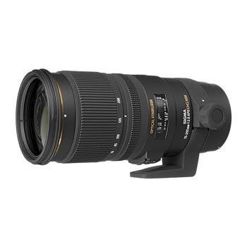 Sigma 70-200mm f/2.8 EX DG OS APO HSM | Specs & Reviews