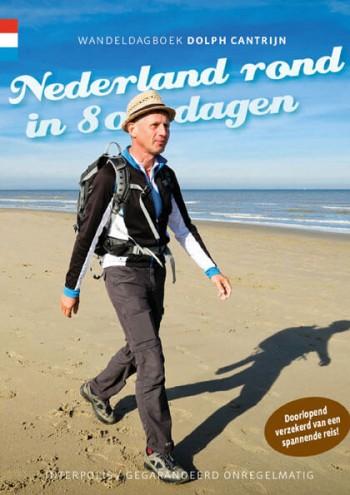Nederland rond in 80 dagen   1600 km langs de grens
