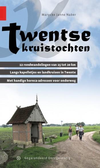 Wandelgids 'Twentse kruistochten'   12 rondwandelingen