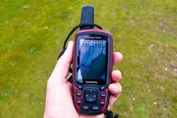 Review GPSMAP Garmin 62stc