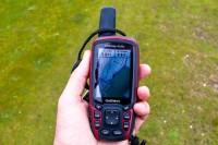 Review GPSMAP Garmin 62stc | Wandelen met een GPS-systeem