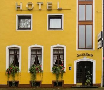 Review van Hotel Jan van Werth - Koblenz - Duitsland   Rating: 70/100