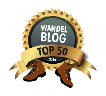 Top 50 Nederlandse en Belgische Wandelblogs 2016 van Skafit