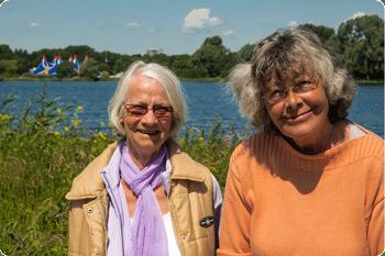 Trekvogelpad etappe 7 van Amsterdam naar Naarden-Bussum