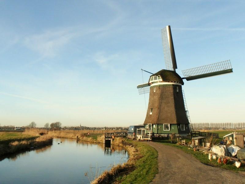 Obdam: Groene Wissel-wandeling Vanuit Obdam