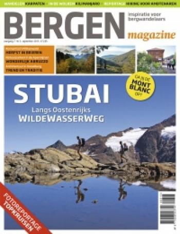 Bergen Magazine: tijdschrift voor wandelaars
