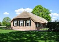 Mooiste vakantiehuisjes in Drenthe