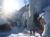 Mooiste wandelvakanties in de Noorse sneeuw
