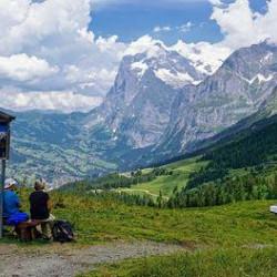 Mooiste wandelvakanties in Zwitserland