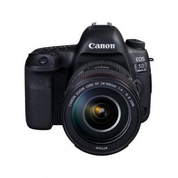 Canon D5 Mark IV: nieuwe topper onder de spiegelreflexen?
