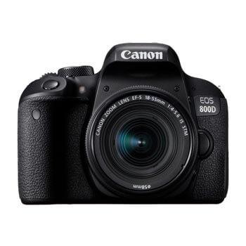 Canon 800D: spiegelreflex voor iedereen