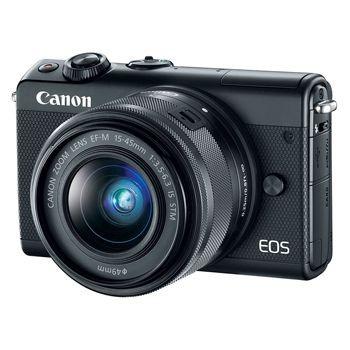 Canon EOS M100: voor reisfotografie & vloggen