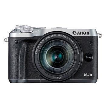 Canon M6: compacte systeemcamera voor reizen & vloggen