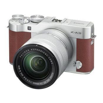 Fujifilm X-A3: volwassen instapper