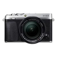 Fujifilm X-E3 systeemcamera: elegantie én eenvoud