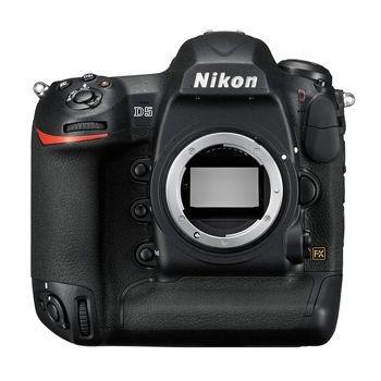 Nikon D5: de nieuwe standaard voor profs
