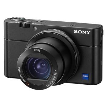 Sony RX100 V   Edelcompact in het kwadraat