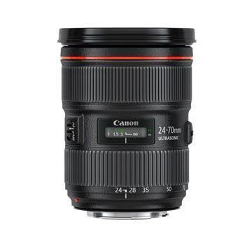 Canon EF 24-70mm f/2.8L II USM | Specs & Reviews