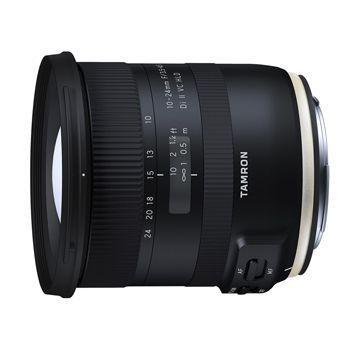 Tamron 10-24mm f/3.5-4.5 Di II VC HLD | Specs & Reviews