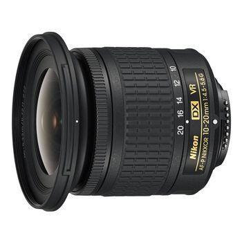 Nikon AF-P 10-20mm f/4.5-5.6G VR | Specs & Reviews