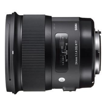 Sigma 24mm f/1.4 DG HSM Art | Specs & Reviews