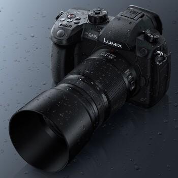 Panasonic Lumix G X Vario 35-100mm f/2.8 II | Specs & Reviews
