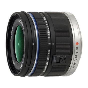 Olympus M.Zuiko Digital ED 9-18mm f/4.0-5.6 | Specs & Reviews