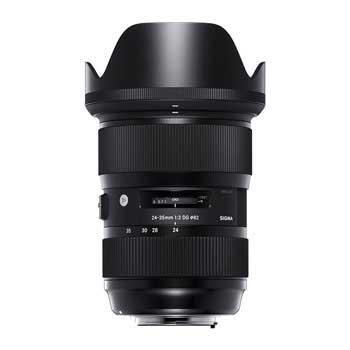Sigma 24-35mm f/2.0 DG HSM Art | Specs & Reviews