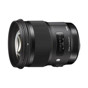 Sigma 50mm f/1.4 DG HSM Art | Specs & Reviews