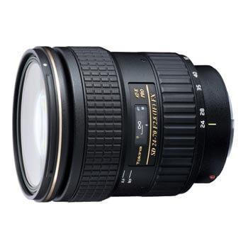 Tokina AT-X 24-70mm f/2.8 Pro FX | Specs & Reviews