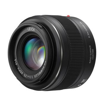 Panasonic Leica DG Summilux 25mm f/1.4 ASPH | Specs & Reviews