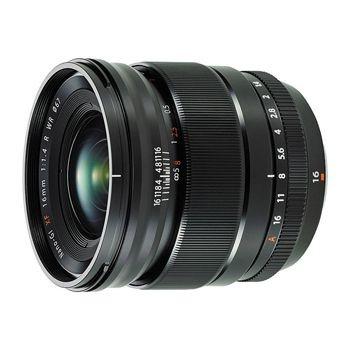 Fujifilm XF 16mm f/1.4 R WR | Specs & Reviews