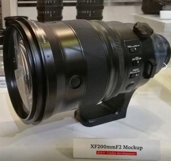 Fujifilm XF 200mm f/2 R LM OIS WR | Specs & Reviews