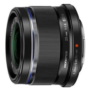 Olympus M.Zuiko Digital 25mm f/1.8 | Specs & Reviews
