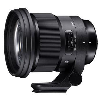 Sigma 105mm f/1.4 DG HSM Art | Specs & Reviews
