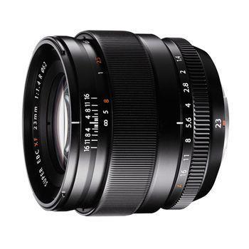 Fujifilm XF 23mm f/1.4 R   Specs & Reviews