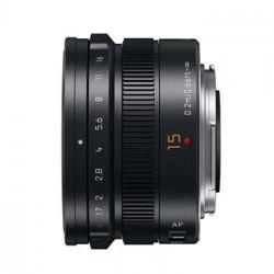 Panasonic Leica DG Summilux 15mm f/1.7 ASPH | Reviews & Tests