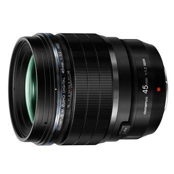 Olympus M.Zuiko Digital ED 45mm f/1.2 PRO | Specs & Reviews