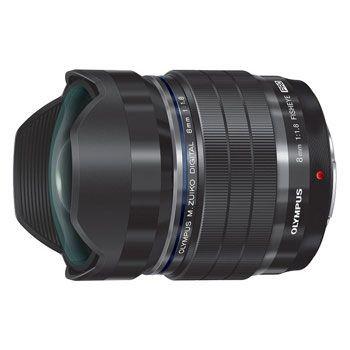 Olympus M.Zuiko Digital ED 8mm Fisheye f/1.8 PRO | Specs & Reviews