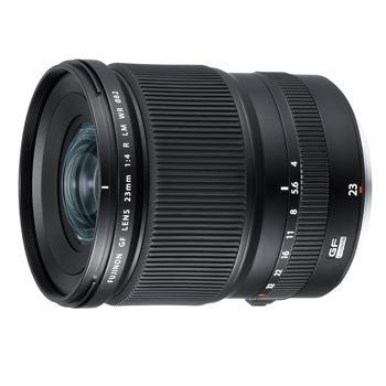 Fujifilm GF 23mm f/4.0 R LM WR | Specs & Reviews