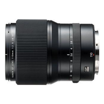 Fujifilm GF 110mm f/2.0 R LM WR | Specs & Reviews