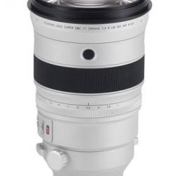 Fujifilm XF 200mm f/2 R LM OIS WR | Reviews & Tests