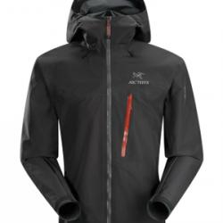 Review van Arc'teryx Alpha FL Jacket | Regenjas met Goretex Pro