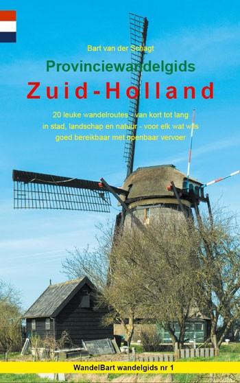 Eerste gids van WandelBart: 20 wandelingen in Zuid-Holland