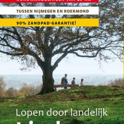 Wandelgids: 'Lopen door landelijk Limburg'