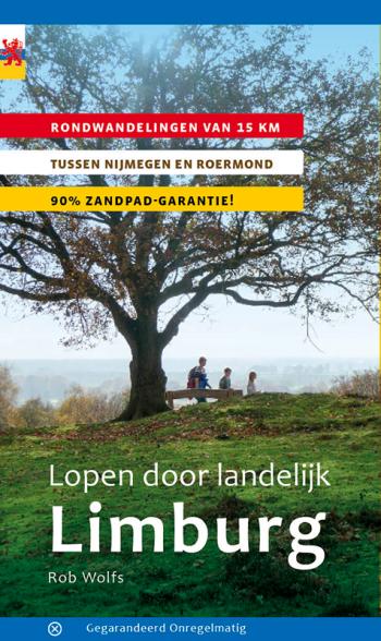 Wandelgids: Lopen door landelijk Limburg